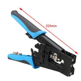 1pc outil de sertisseuse de compression coaxial durable BNC / RCA / F connecteur à sertir RG59 / 58/6 câble coupe-fil réglable sertissage pince ? partir de fabricateur