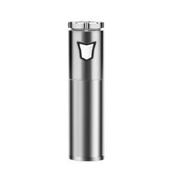 Canada 100% Haute Qualité Longmada 1300mAh Tronc Préchauffer Batterie 1-100W Piles Rechargeables Utilisant Pour E-cigarette 510 fil Atomiseur Offre