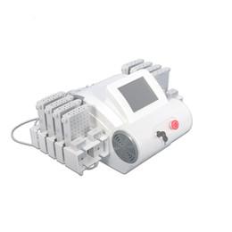 Липо-лазерные диоды онлайн-208 лазерных лучей 660 нм 980 нм диодный лазер Lipo для похудения