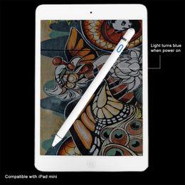 teléfonos con pantalla táctil resistiva Rebajas Para lápiz de alta precisión lápiz lápiz táctil capacitivo de Apple para iPhone iPad 2018 Pro / 1/2/3/4 / iPad mini para tableta Samsung Tablet
