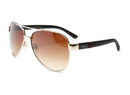 Occhiali da sole famosi di marca online-Nuova moda vintage occhiali da sole donne designer di marca famoso marchio donna 5530 occhiali da sole da sole da donna