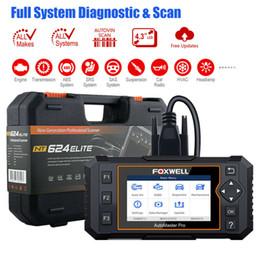 Obd2 werkzeuge online-OBD2 Diagnosewerkzeug Scanner Vollsystem Auto ABS SRS SAS CVT ESP Öl EPB Check