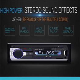 bluetooth mp3 band Скидка 1Din Mic громкой связи вызывая модуль автомобильного радиомодуля LCD 1 антенный разъем 4-полосный аудиовыход без GPS 2 BT / WAV / MP3 / FM
