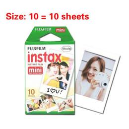 2019 instax mini folhas de filme 10 Folhas de Cenário de Viagem Instax Mini Instant Value Film Set Para mini 7, 7 s, 8, 25, 50, 70, 90 instax mini folhas de filme barato