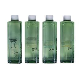 Soluções de peles on-line-Atacado Micro dermoabrasão peeling solução 4 garrafas de 500 ml por garrafa de cuidados com a pele uso de spa líquido frete grátis