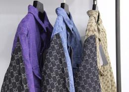 Canada G top veste en jean hommes et femmes de grande qualité manteau veste de luxe veste de marque bleue en jean - 4996 Offre