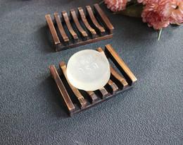 Sapone per piatti a mano online-Portasapone in legno vintage Portatovaglioli in legno Portasapone in legno Lavamani Lavamani