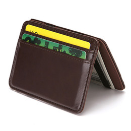 2019 мужские офисные цвета 12 Colors Men Wallet Short Skin Wallets Purses PU Leather Money Clips Office Male Wallet Solid Thin For Men Purses дешево мужские офисные цвета