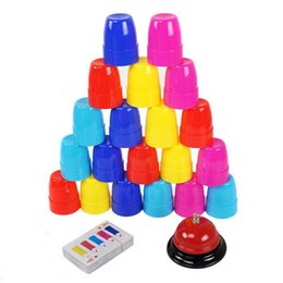 Mesas de rompecabezas online-Para el conjunto de pilas de velocidad Juego de batalla cerebral Juego de rompecabezas interactivo Juego de mesa Juegos de mesa Puzzle de juguete