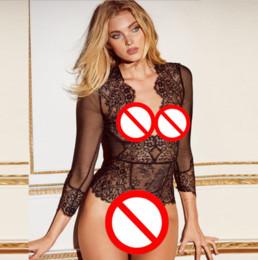 2019 lingerie en gros états-unis L'Europe et les États-Unis commerce extérieur XL lingerie sexy pyjamas explosions en gros fournir 80400 lingerie en gros états-unis pas cher