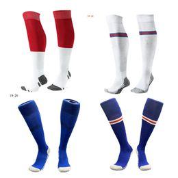 bio-box großhandel Rabatt 2019 2020 Fußball Socken Herren Heim Auswärts Fußball Sport Langlauf Socken 2019 Meias de futebol