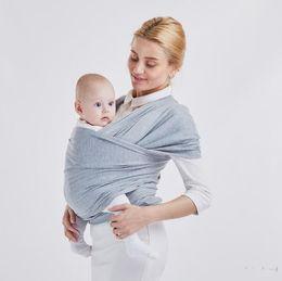 Bébé Wrap Nursing Cover Enfants Carrier Infant Wrap Réglable Enfants Anneau Sling Meilleur Bébé Cadeau Une Taille Pour Filles Garçons Cadeaux Livraison Gratuite ? partir de fabricateur