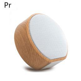 coole lautsprecher für telefone Rabatt Mini Holz AUX tragbare drahtlose Bluetooth-Lautsprecher niedliche coole Lautsprecher Soundbar Mic TF FM USB-Soundbox Stereo-Außenfernsehtelefone