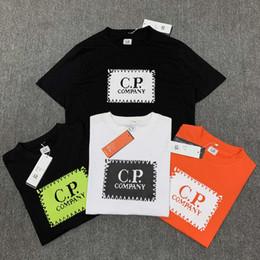 2019 camicia di moda depeche HOTSALE CP maglietta di marca Mens T Shirt Azienda Designer Tshirt Uomo Donna CP Outfit lusso Tees CP Coats Primavera Estate Pullover 20040206L