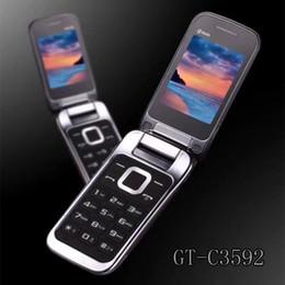 2019 contenitore di android tv sbloccato telefono a buon mercato Altro Single Gt -c3592. Double Card Double Treat Facebook Twitter Rinnova le vibrazioni chiave del telefono cellulare