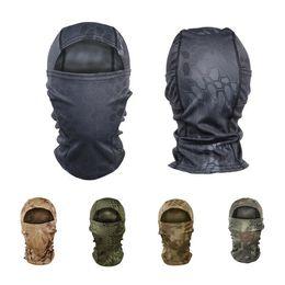 Outdooors Tactical Balaclava Full Face Airsoft Multicolours Maske - Ödland von Fabrikanten