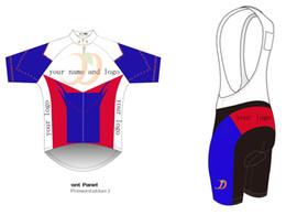 2019 maillot ciclismo Personalizza Personalizado Cycling Jersey Short manica corta e pantaloncini con il ciclismo con alta qualità traspirante da