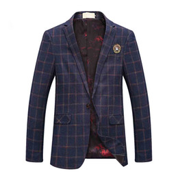 2020 formale mäntel für männer 2019 Herren-westliches dünner Mantel High-End-Revers Spitze Bankett Smoking Männer formaler Ball Anzug günstig formale mäntel für männer
