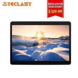 2019 tablet china rom Mais novo Teclast M20 Dual 4G Telefone Tablet PC Android 8.0 10.1 polegada MT6797 (X23) Núcleo Deca 3 GB RAM 32 GB eMMC ROM Metal 6600 mAh GPS