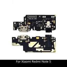 spina del pcb Sconti Nuovo cavo di ricarica Micro USB per porta caricatore Connettore per PCB Cavo Flex con microfono per Xiaomi Redmi Nota 5 / Nota 5 Pro