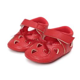 Весна лето новые детские туфли онлайн-NEW Fashion Summer Spring Baby Shoes Baby Girls Infants Crib shoes Soft Sole Anti-skid Toddler