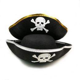 Cappelli del cappello del cranio del partito di Halloween del costume di Halloween dei capretti economici dei capretti del costume da bagno dei capretti del costume all'ingrosso all'ingrosso LIBERO da