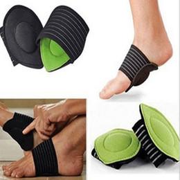подушечки для подошвенного фасцита Скидка DHL / UPS / SFZX Strutz мягкая арка пятки поддержка снижение подошвенный фасциит стелька колодки амортизатор лечение ног
