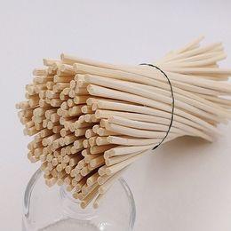 3x22 CM Reed Diffuser Sticks Wood Rattan Reed Sticks Fragancia Aceite esencial Aroma Difusor Sticks para usar con botellas de vidrio difusor desde fabricantes