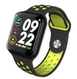 F8 Akıllı Bilezik Izle Su Geçirmez Bluetooth Kalp hızı Kan Basıncı SleepFitness Izci Giyilebilir Açık Moda Spor Bandı 10 adet nereden ücretsiz numuneler gözlükleri tedarikçiler