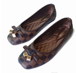 Mujeres calientes Bombas Mocasines Sexy Pisos Sandalias mujer Mocasines Zapatos de fiesta de boda zapatos de bailarina zapatos tamaño 35 ~ 42 Zapatos desde fabricantes