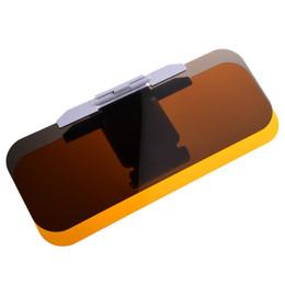 2019 soleiras de porta peugeot AUTO Claro Amarelo Sem Flip Out Extensor de Visor de Sol para Automóvel