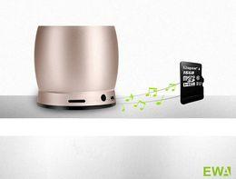 Deutschland EWA A150 Protable Mini Geistes Bluetooth Lautsprecher bass 3D stereo HIFI drahtlose Lautsprecher Unterstützung TF-Karte Guter Sound Versorgung