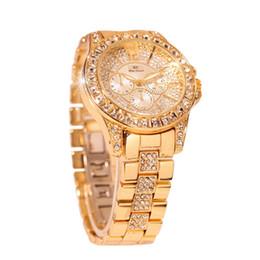 Canada Lady Student Fashion Exquisite Wristwatch Women Montre élégante résistant à l'eau cheap exquisite watches Offre