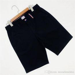 19ss роскошный дизайн бренда MC маленький логотип вышивка шорт-трек брюки Брюки Мужчины Женщины мода спортивные Jogger Спортивные штаны Шорты на открытом воздухе cheap women trousers designs от Поставщики женские брюки