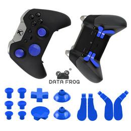 xbox reparos Desconto Xbox versão elite do punho botão de metal botão elite punho Versão Elite das peças de reparo do punho