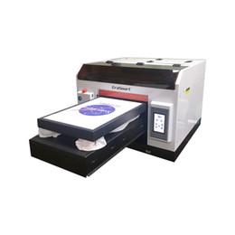 Imprimante commerciale t-shirt en Ligne-EraSmart Flat Bed Printer vêtement DTG Imprimante A3 Textile T-shirt Machine d'impression pour les petites entreprises