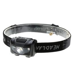 2019 farol farol lanterna tocha ao ar livre White LED 3W 150 LM Mini Farol 4 Modos Waterproof Farol caça Head Lamp Torch Lanterna Luz JK0188