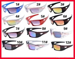 af7ea660e6 summer men fashionsports spectacles popular sunglasses women glasses  Cycling Sports Outdoor Sun Glasses square frame 12 colors free shipping