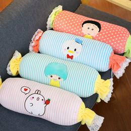 2019 travesseiros de doces por atacado Animal dos desenhos animados doce travesseiro cobertor dois-em-um multi-funcional veia cobertor sesta atacado travesseiros de doces por atacado barato