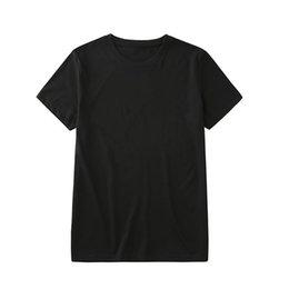 плюс размер одежды Скидка Женская Стилист тенниска Толстовка лета тенниска Мужская с коротким рукавом рубашки Пара вскользь Hip Hop T-Shirt Хлопок S-4XL