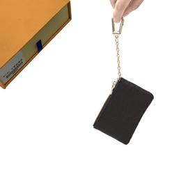 2019 sacchetto di immagazzinaggio del earbud all'ingrosso raccoglitore del progettista della borsa del portafoglio della moneta donne progettista portafogli borse di lusso portafoglio scattante mens borse brevi raccoglitori del supporto di carta piegati progettista