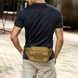 Sacchetto della gamba dell'attrezzo online-Borse da trekking Drop Multi-Function Leg Camping Tactical Fanny Bag Hiking Shoulder Tool Saddle Nylon Vita PACK NXMSI
