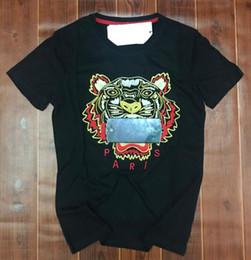 coprire bieber Sconti 19ss new yeezus puro cotone puro ricamo logo uomo donna t-shirt yeezus kanye ovest XXLgiacca t-shirt kenzo