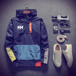 Männliches kap online-New HH 2019 männlichen Casual-Stil Jacken wasserdicht Frühjahr mit Kleidung Umhang Männer Kleidung Casual-Stil Männer