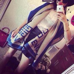 Самые продаваемые шарфы онлайн-Высокое качество кашемировые шарфы для мужчин и женщин шаль Осень и зима бестселлера классические шарфы size180 * 70