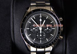 2019 reloj de goma china Reloj de lujo Nuevo Cal.7750 42mm Profesional Moonwatch Automático 7750 Cronografía Automático Reloj para hombre Relojes a prueba de agua para hombre