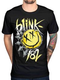 Официальный Blink 182 Big Smile Футболка Рок-Группа Thomas DeLonge Travis Barker от