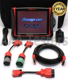 plug de diagnóstico obd2 Desconto Snap-On ProLink Ultra EEHD184040 Heavy Duty diagnóstico Scan Tool ProLink