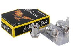 Horizontech Falcon Coil 0.2 ohm F1 F2 F3 0.15 ohm M1 M2 замена катушки головки для Falcon Sub Ohm распылитель бака от
