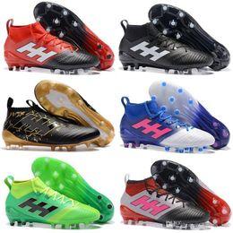 Chaussures de football PureControl 17 ACE FG 17.1 Chaussures de football en plein air ACE 17.3 Primemesh TF IN Football Bottes Crampons de football en plein air ? partir de fabricateur